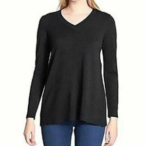 DKNY Jeans Women's V-Neck Sweater